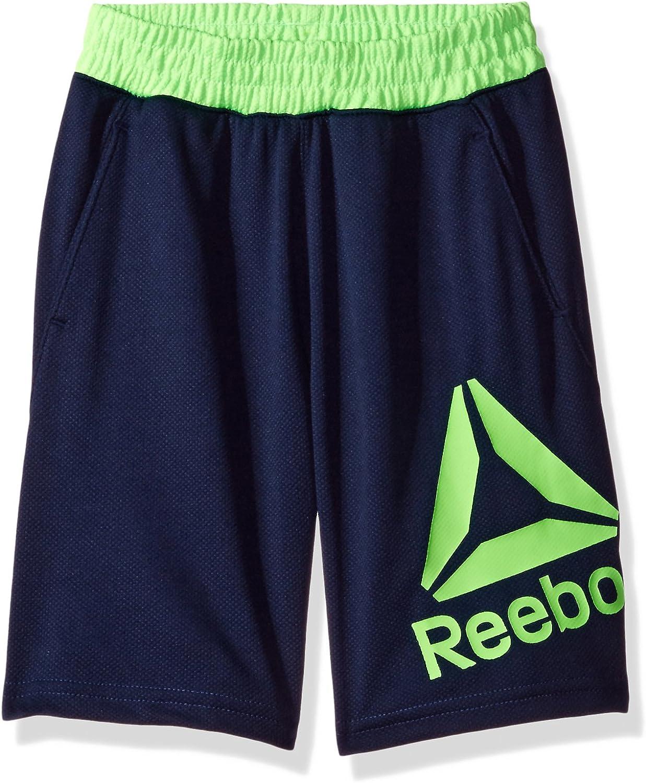 Reebok Boys' Delta Logo Athletic Short