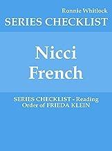 Nicci French - SERIES CHECKLIST - Reading Order of FRIEDA KLEIN