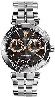 Versace VE1D01019 Aion heren horloge chronograaf 45 mm