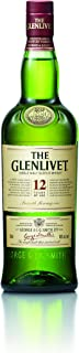 The Glenlivet 12 Jahre Single Malt Scotch Whisky – Scotch Single Malt Whisky aus der Speyside Region – 1 x 0,7 L