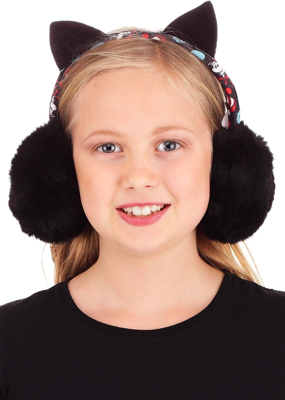 Dr. Seuss The Cat Overseas parallel import regular item in Hat the Adjustable Headband Earmuffs Ranking TOP3