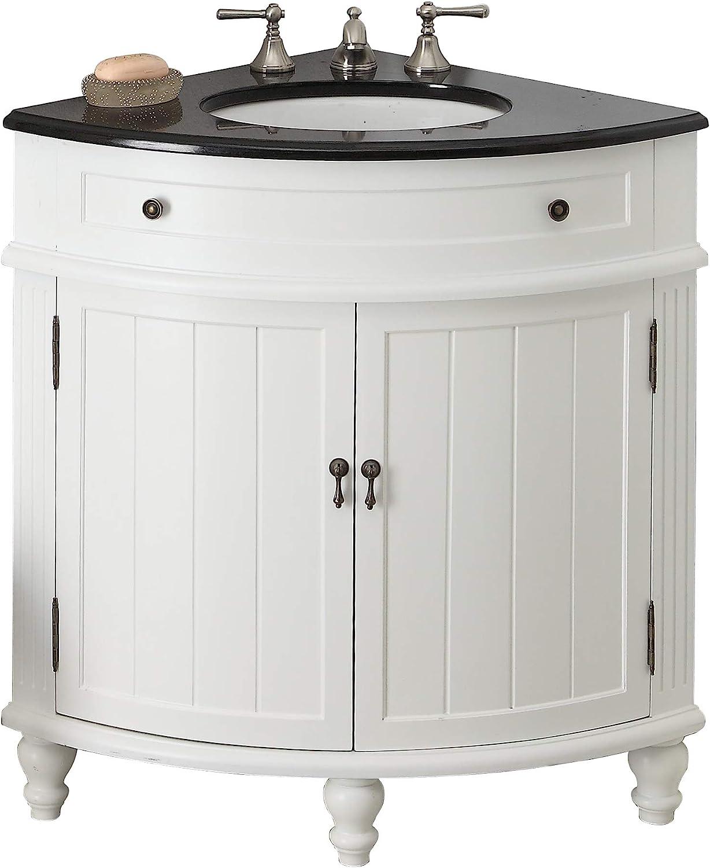 24 Thomasville Corner Sink Bathroom Vanity Model Gd 47533gt Amazon Com
