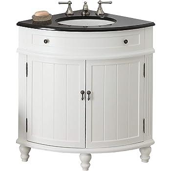 "24"" Thomasville Corner Sink Bathroom Vanity Model GD-47533GT"