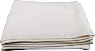 Snuggle-Pedic Organic Cotton Pillow Case Kool-Flow Breathable Stretch Knit Fabric (Standard)