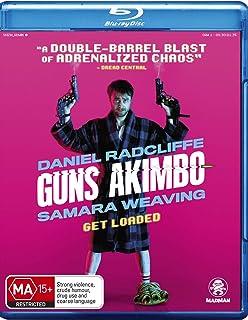 Guns Akimbo Blu-ray | Daniel Radcliffe, Samara Weaving | NON-USA Format | Region B Import Australia