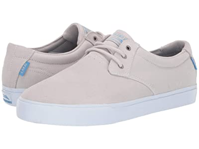 Lakai Daly (White Suede 2) Men