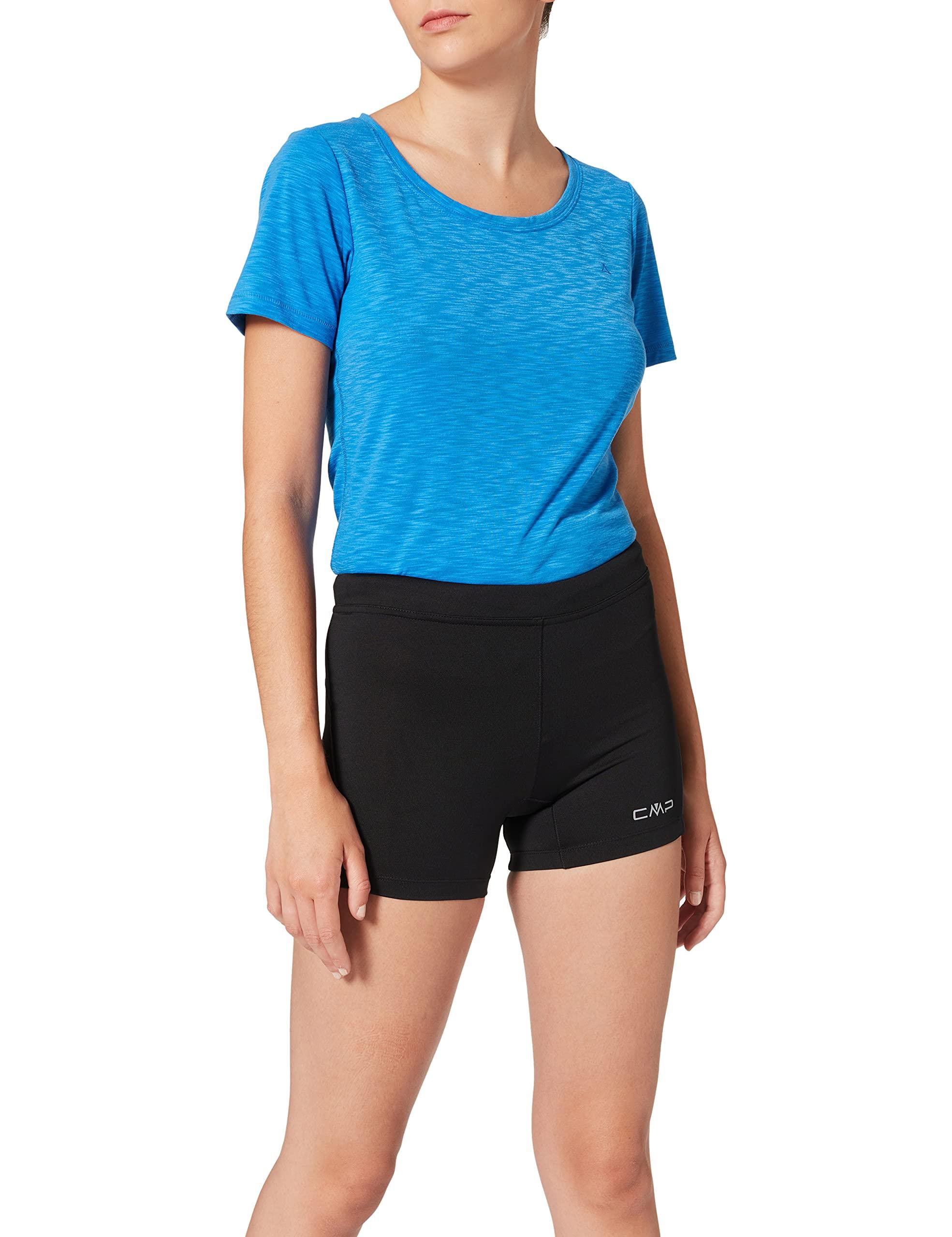 CMP Damen Shorts Hose, nero-asphalt, 40