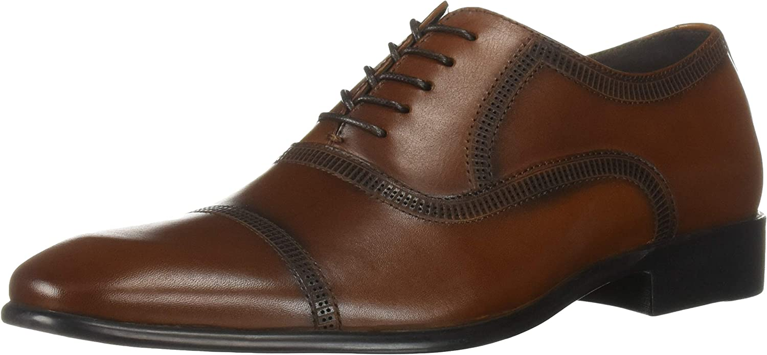 Kenneth Cole REACTION Men's Brendan Lace Up Oxford