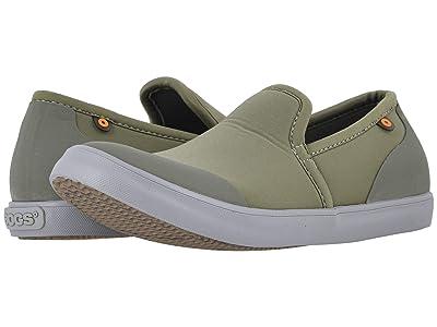 Bogs Kicker Loafer (Loden) Women