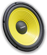 """Nktronics 10"""" subwoofer Speaker 4 ohms 300watt for Outdoor Speaker Unit,Cars Audio and for Replacement"""