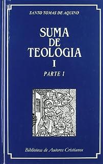 Suma de teología: Suma De Teologia. I: 1 (MAIOR)