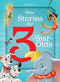 Disney Stories for 3-Year-Olds