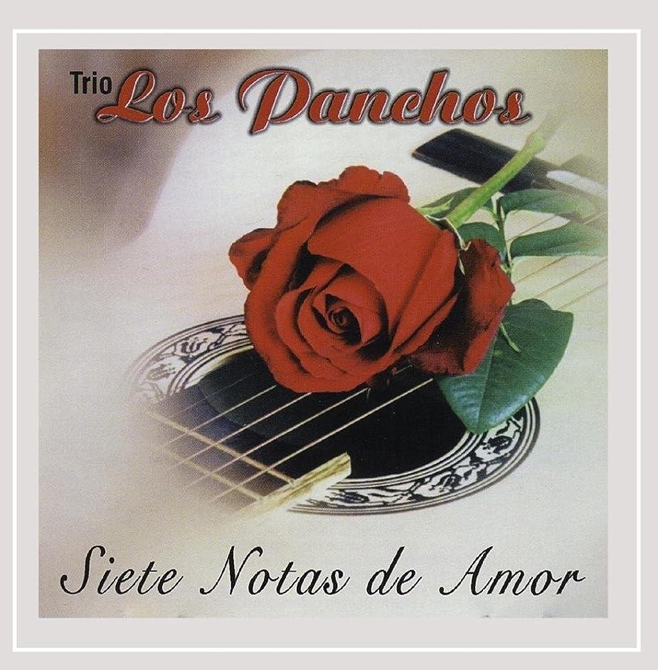 Siete Notas De Amor