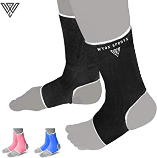 Twins Special Ankle Guard Support AG Black