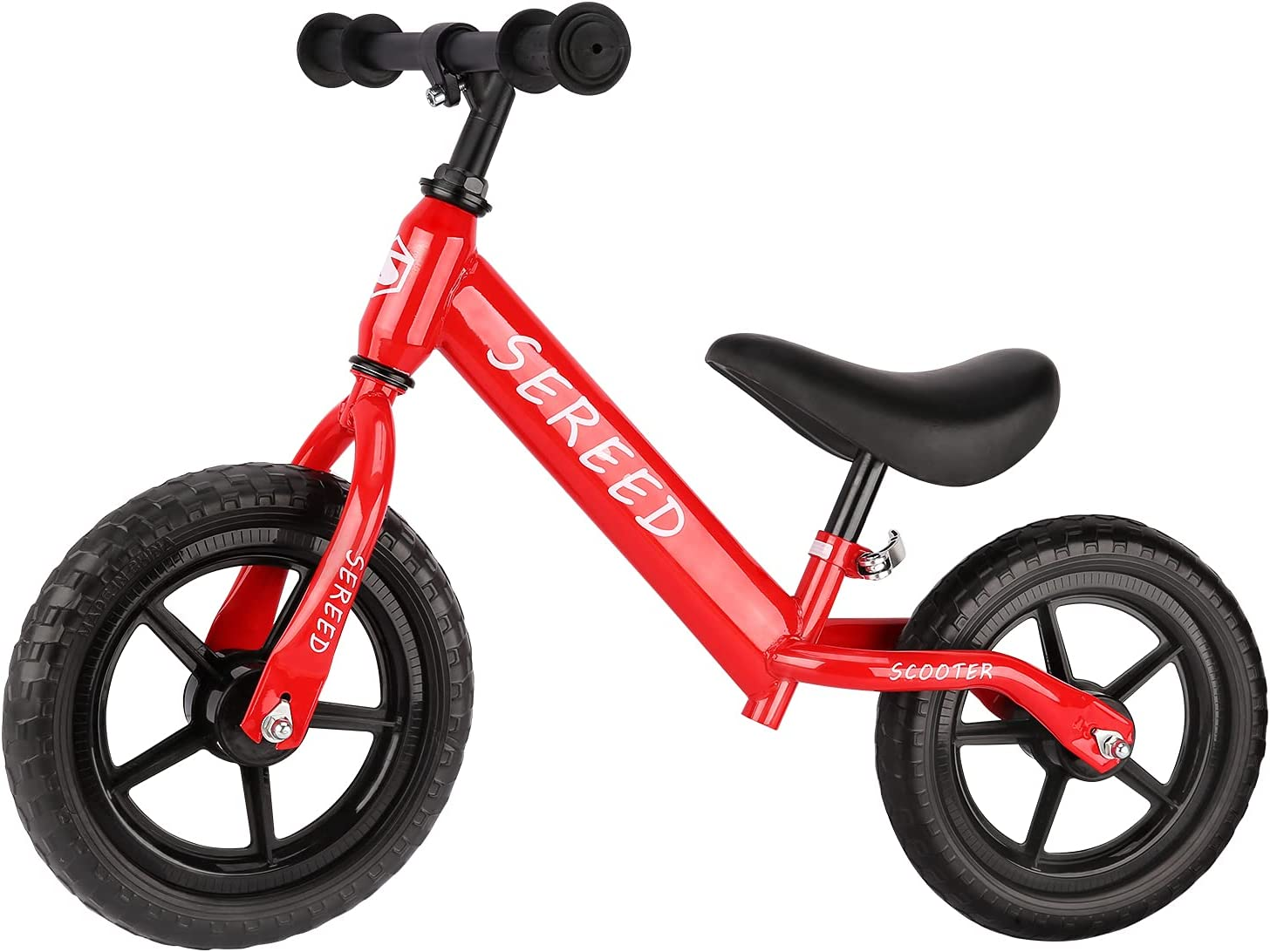 Manufacturer regenerated product Toddler Balance Bike for 2 3 4 Old 12 Kids 5 Fixed price for sale Years Wheels Inch