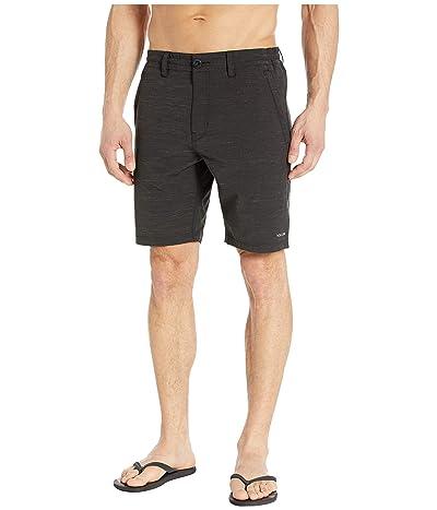 Volcom Misunderstood 19 Shorts (Black) Men