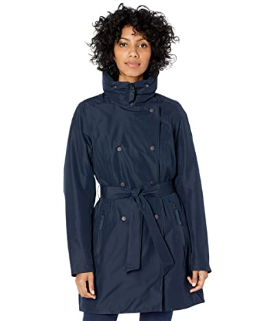 Helly Hansen Welsey Trench Insulator Jacket (Navy 1) Women
