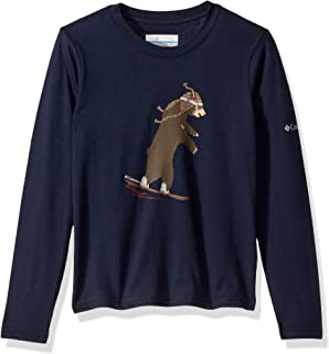 Boys' Big Animal Antics Long Sleeve Shirt
