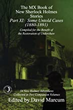 The MX Book of New Sherlock Holmes Stories - Part XI: Some Untold Cases (1880-1891)