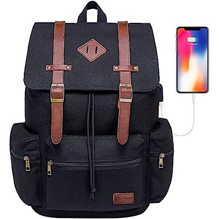 Just 1 More Drink Vintage Sun Backpack Daypack Rucksack Laptop Shoulder Bag with USB Charging Port