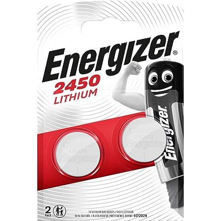 Energizer Cr2450 Batterien Lithium Knopfzelle 2 Stück Elektronik
