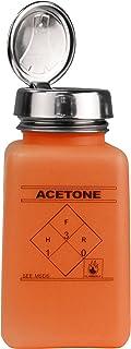 Menda 35271 HDPE DurAstatic botella protectora ESD de un
