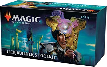 Magic: The Gathering Theros Beyond Death Deckbuilder's Toolkit | 4 Assorted Booster Packs | Plus 125 Cards | Deck Builder's Guide