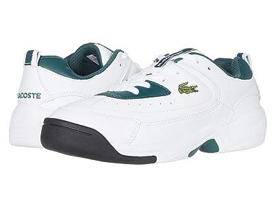 Lacoste V-Ultra Og 120 1 (Dark Green/White) Men