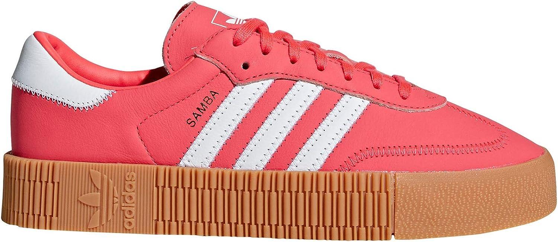 Adidas ORIGINALS Sambapink W UK 7 Shk Red