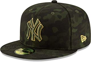 83328806efac5e New Era New York Yankees 2019 MLB Armed Forces Day On-Field 59FIFTY Fitted  Hat
