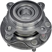 Bodeman - Front Wheel Hub and Bearing Assembly for 2008-2018 Toyota Sequoia/ 2007-2018 Toyota Tundra - 4WD
