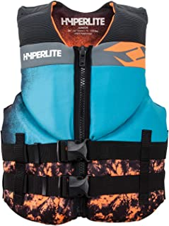 Hyperlite Boys Junior Indy Life Vest 75-125lbs