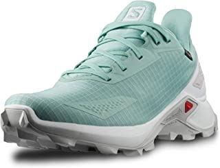 Salomon Zapatilla de mujer ALPHACROSS BLAST GTX W con EnergyCell para trail running