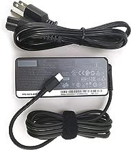 USB C 65Watt AC Charger for Lenovo Thinkpad T470 T470S T480 T480S T490 T490S T495 T495S 20HD 20HE 20JM 20HF 20HG 20JT Laptop Power Supply Adapter Cord