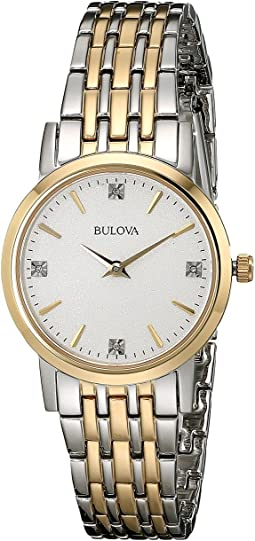 Bulova - Diamonds - 98P115