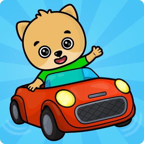 Jeux de voiture pour enfants