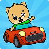 Juegos de coches para niños pequeños