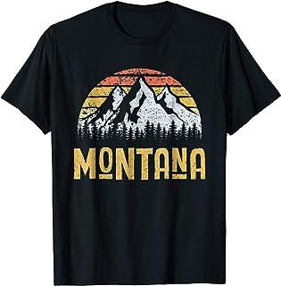 Sponsored Ad - Vintage Retro MT Montana U.S. Mountain State T-Shirt