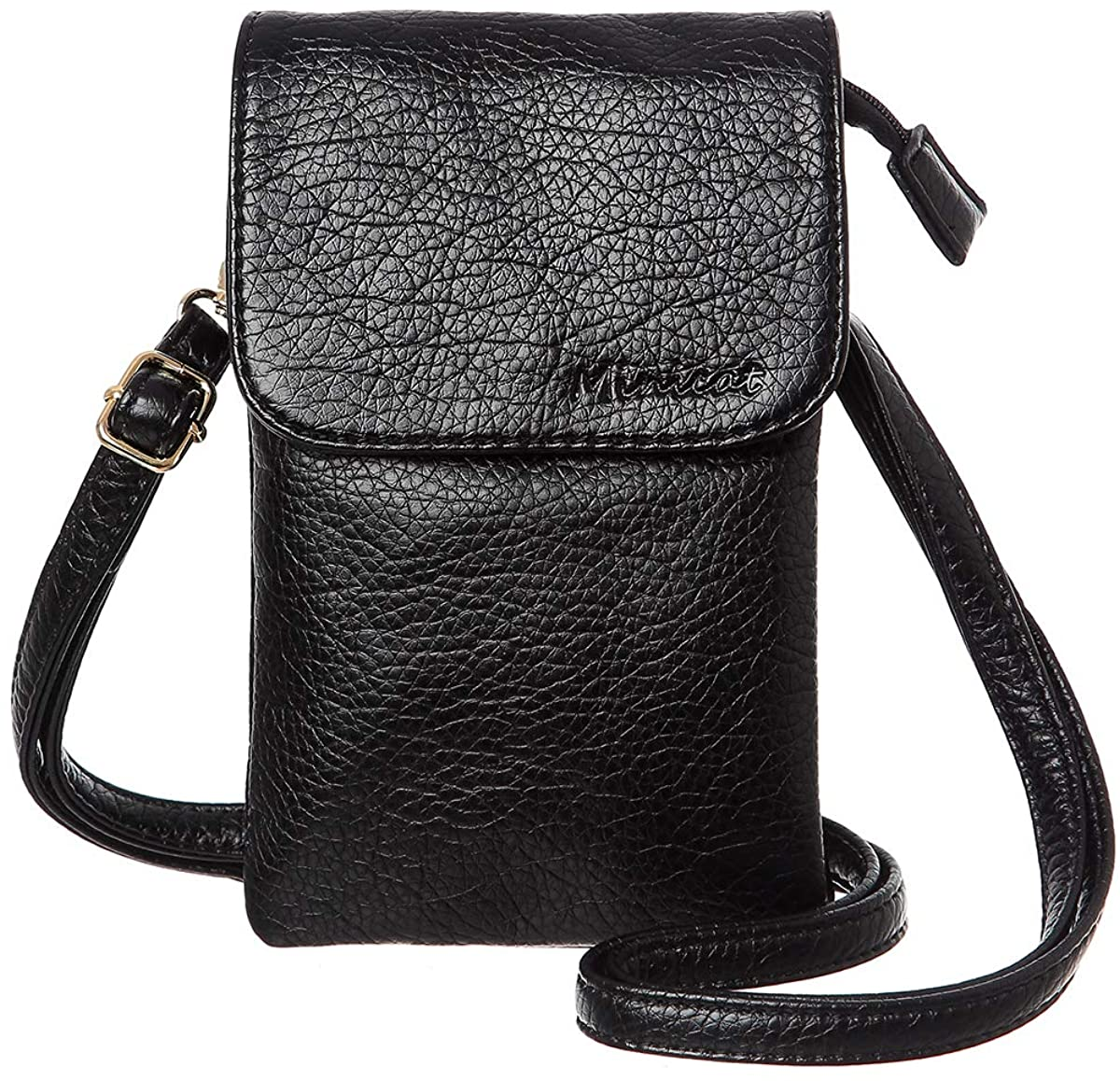 MINICAT Roomy Pockets Series Small Crossbody Bags Cell Phone Purse for Women