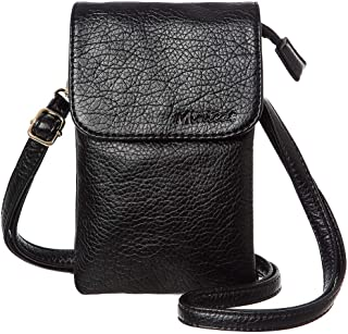 Roomy Pockets Series Small Crossbody Bags Cell Phone Purse for Women