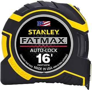 Stanley FMHT33316S FATMAX 16'Auto-Lock Tape Measure
