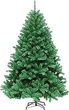 SLZFLSSHPK Kerstboom kunstmatige Metalen Stand en Premium Rits Kunstmatige Natuurlijke Mollige Pine Kerstboom Kerstmis Als...