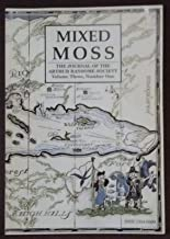 Mixed Moss: Journal of the Arthur Ransome Society 2007