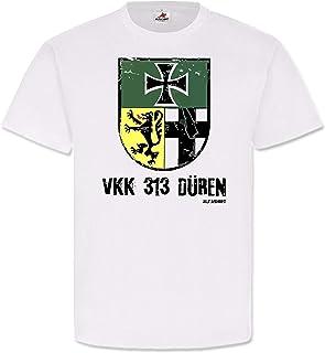 Copytec VKK 313 Torn försvars-reiskommando Bundeswehr DN Panzer Kaserne Reservist territorialheer vapen #21720