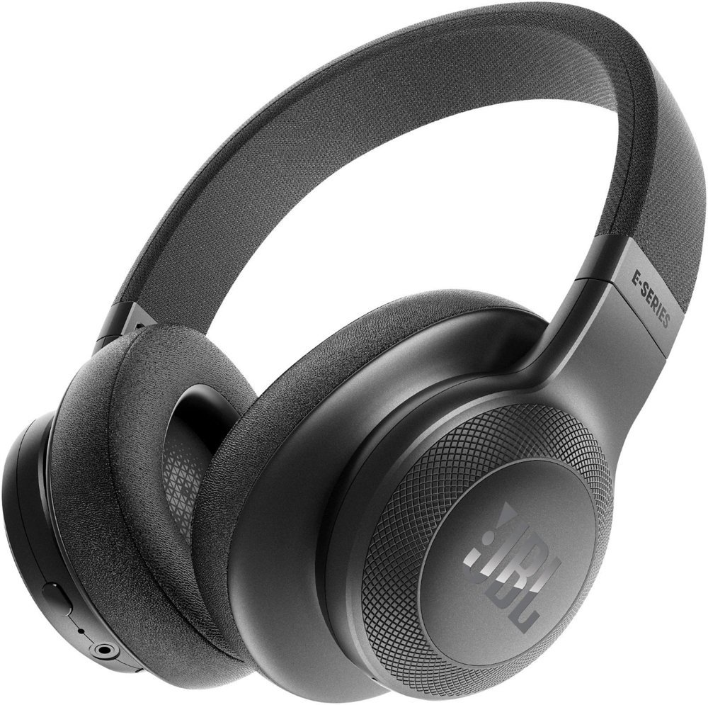 Amazon Com Jbl E55bt Over Ear Wireless Headphones Black Electronics