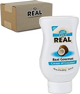 Coco Real, Cream of Coconut, 16.9 FL OZ Squeezable Bottle