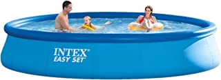 Intex 12357 Easy Set de Piscina, 457 cm x 84 cm, Azul