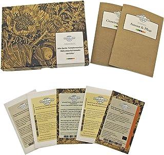 Magic Garden Seeds Tomates Antiguas Coloridos - Kit de Semillas Regalo con 5 variedades Tradicionales