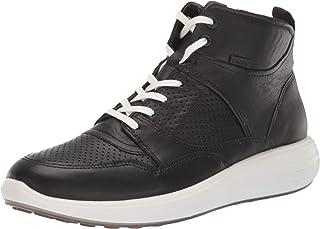 ECCO Women's Women's Soft 7 Runner Ankle Boot, Black, 41 M EU (10-10.5 US)