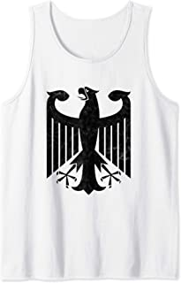 German Eagle Germany Coat of Arms Deutschland Tank Top